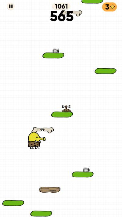 doodle jump 2 tricks