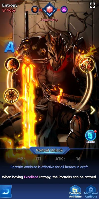 entropy x-hero idle avengers