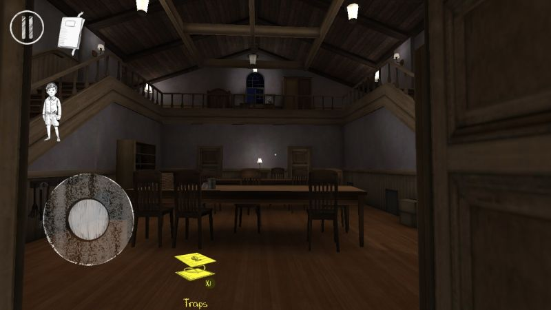evil nun 2 attic
