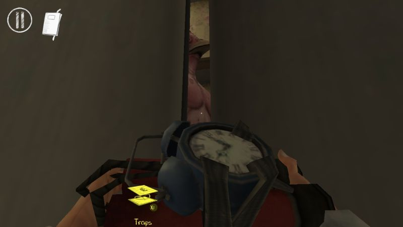 evil nun 2 bomb
