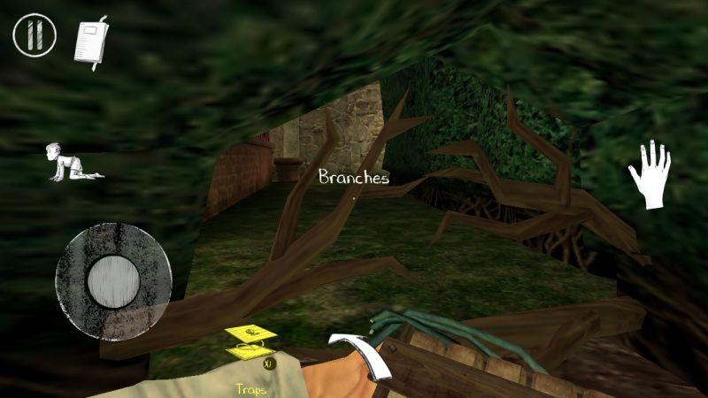 evil nun 2 branches