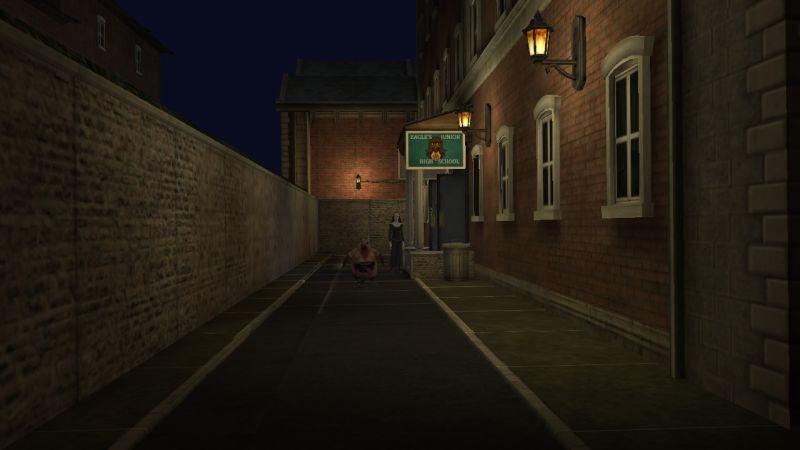 evil nun 2 escape