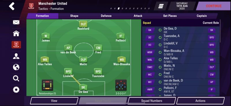 2-3-2-2-1 vertical tiki-taka formation football manager 2021 mobile