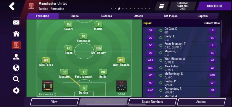 5-2-1-2 attacking formation football manager 2021 mobile