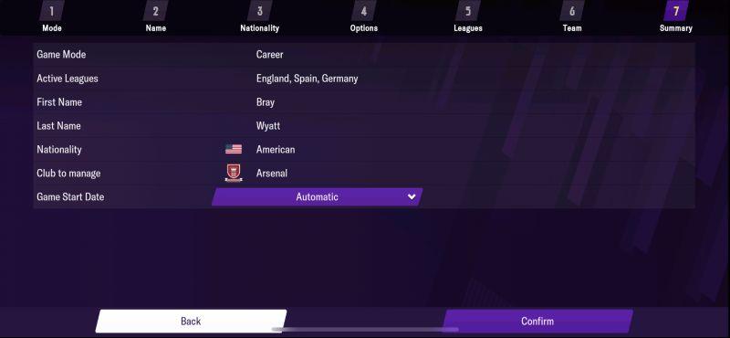 football manager 2021 mobile basic info