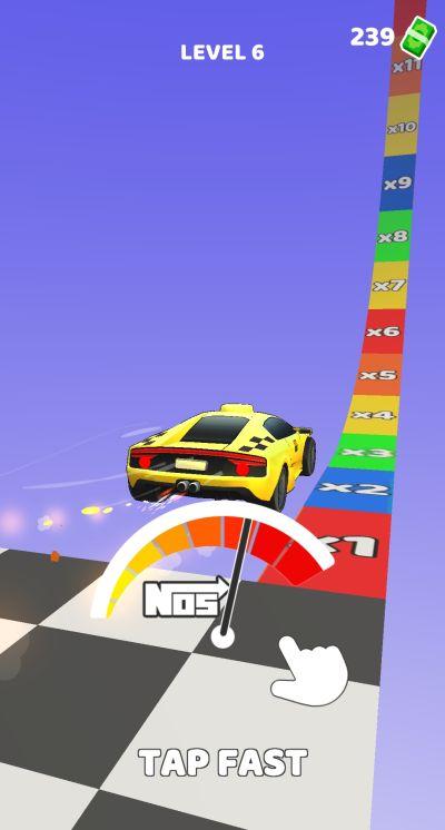 gear race 3d nitro boost