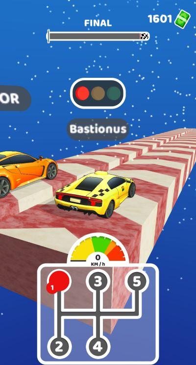 gear race 3d shifting gears