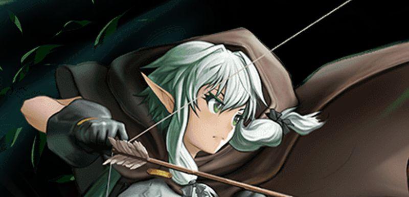high elf archer (awk) grand summoners