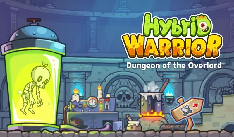 hybrid warrior dungeon of the overlord tips