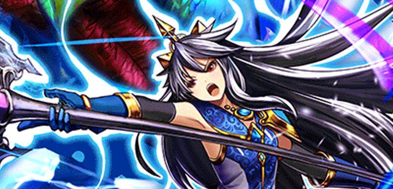 icicle spear goddess alvina grand summoners