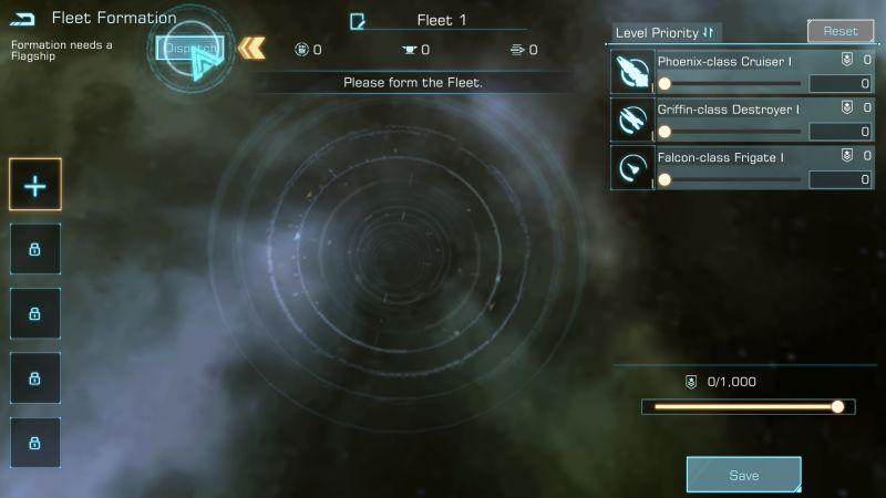 infinite galaxy fleet manager