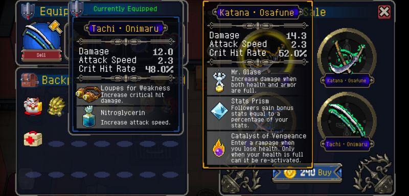 katana osafune otherworld legends