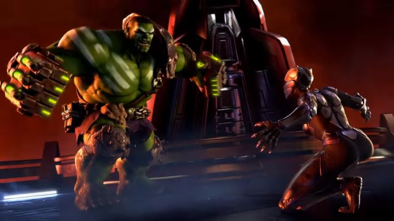 marvel realm of champions team compositions