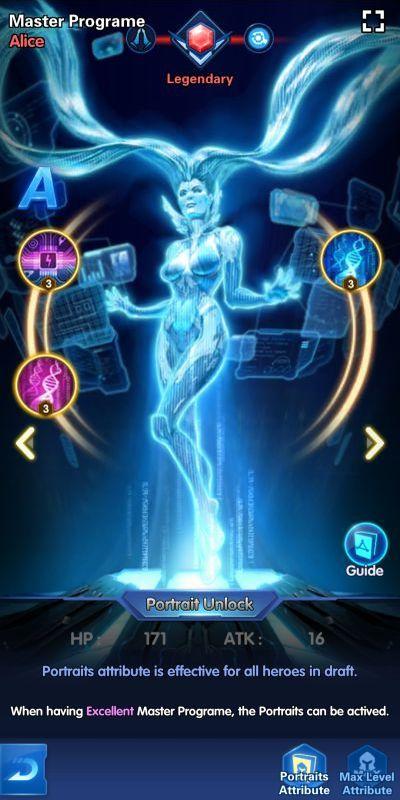 master programe alice x-hero idle avengers
