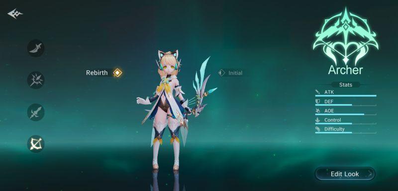 archer class master topia