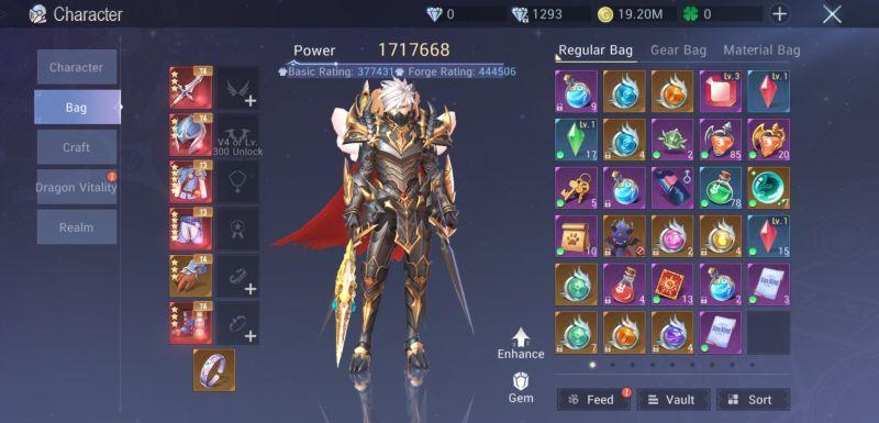 character upgrades master topia