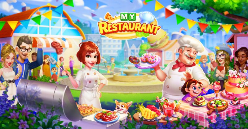 my restaurant mobile game guide