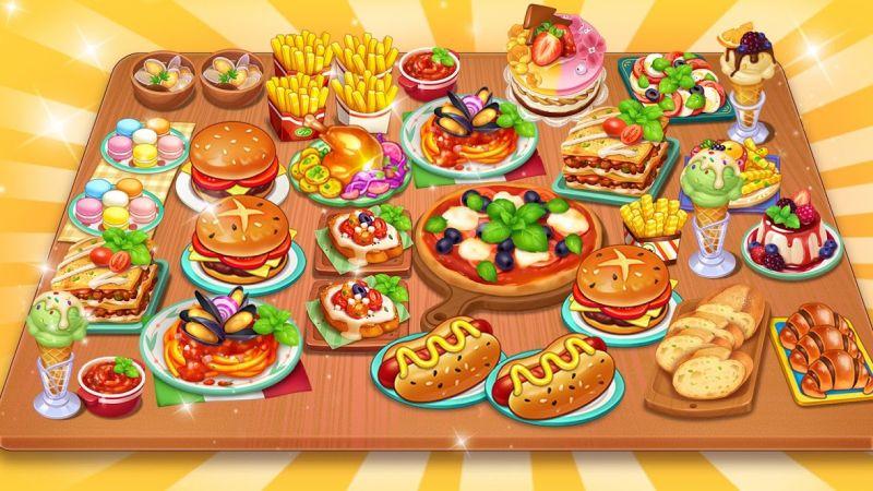 my restaurant food