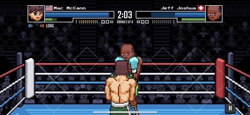 prizefighters 2 conserving stamina