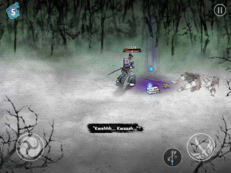 killing a boss ronin the last samurai