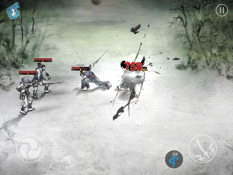 ronin the last samurai counter-flash