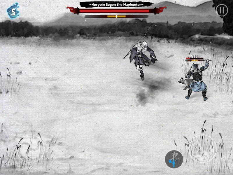 ronin the last samurai horyoin