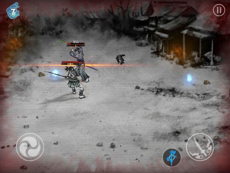 ronin the last samurai parry