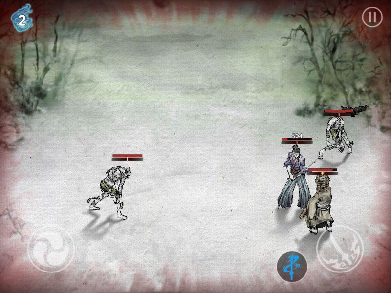 ronin the last samurai skill gauge ready