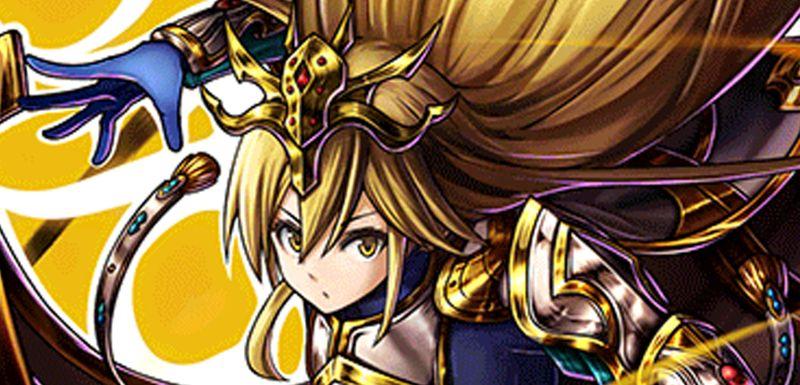 shining divine warrior platina grand summoners