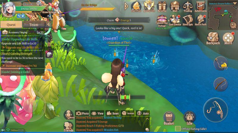 stella arcana рыбалка