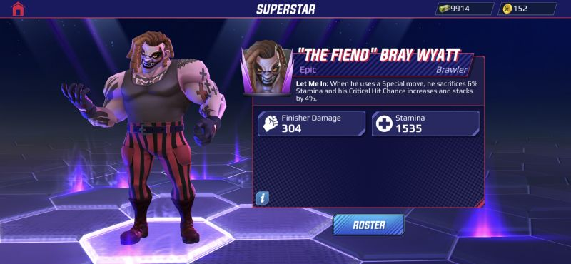 the fiend bray wyatt wwe undefeated