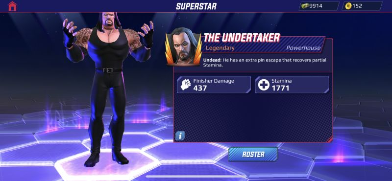 the undertaker wwe undefeated
