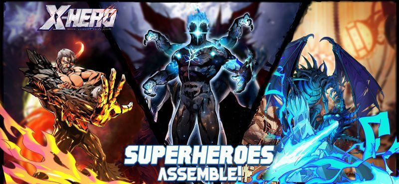 x-hero idle avengers guide