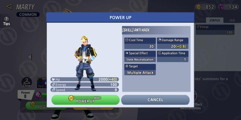 battlepalooza upgrades