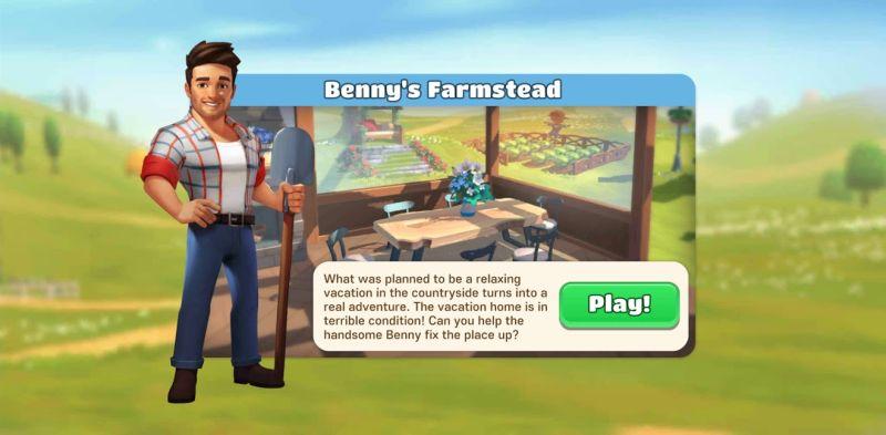 big farm home & garden gameplay