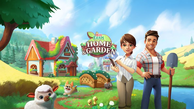 big farm home & garden guide