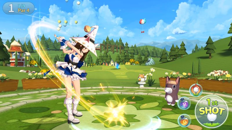 birdie crush fantasy golf tricks