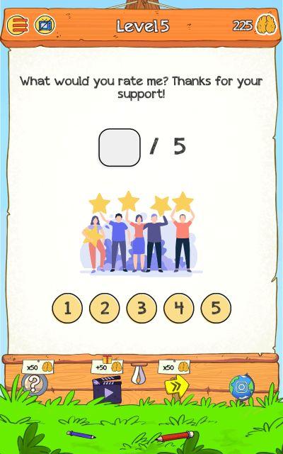 braindom 2 level 5 answer