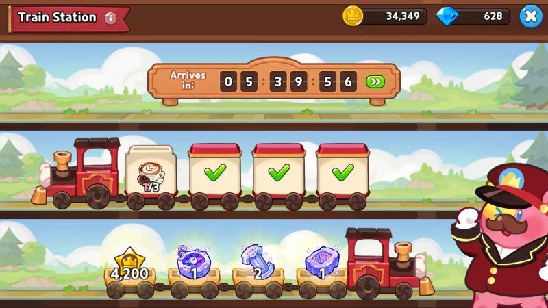 train station cookie run kingdom
