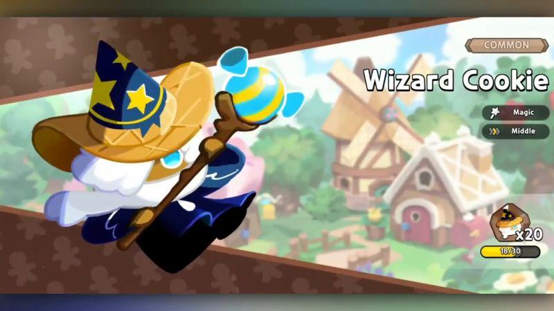 wizard cookie cookie run kingdom