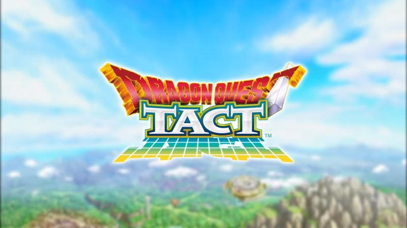 dragon quest tact guide
