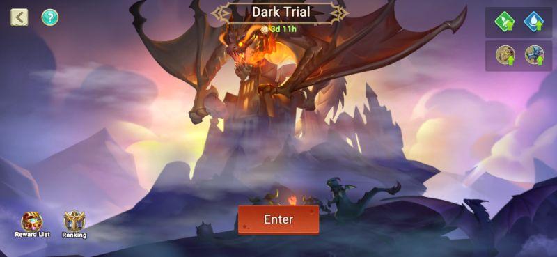 dragon tamer dark trial