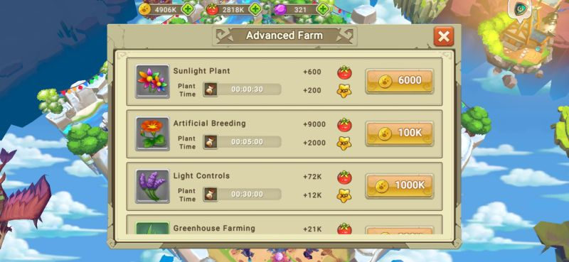 farming dragon tamer