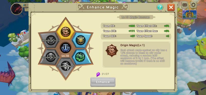 magic fountain dragon tamer