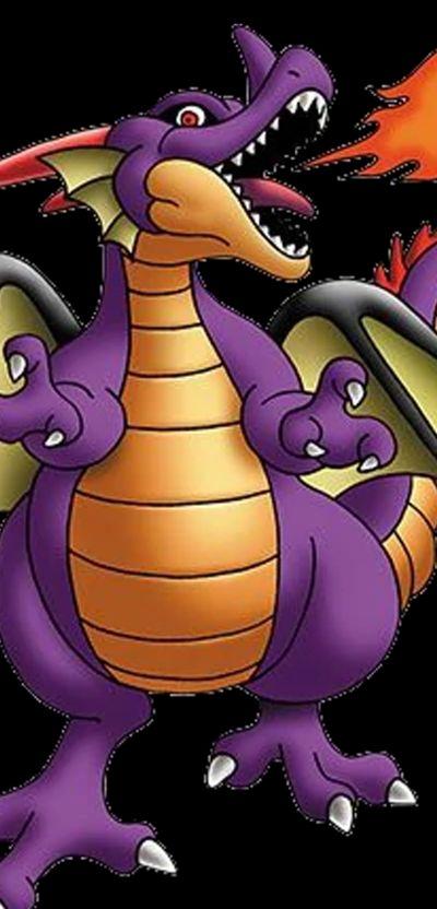 dragonlord's true form dragon quest tact