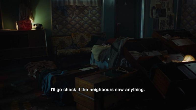 messed up apartment erica interactive thriller
