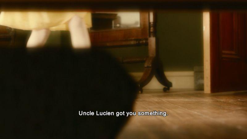 gift from lucien erica interactive thriller