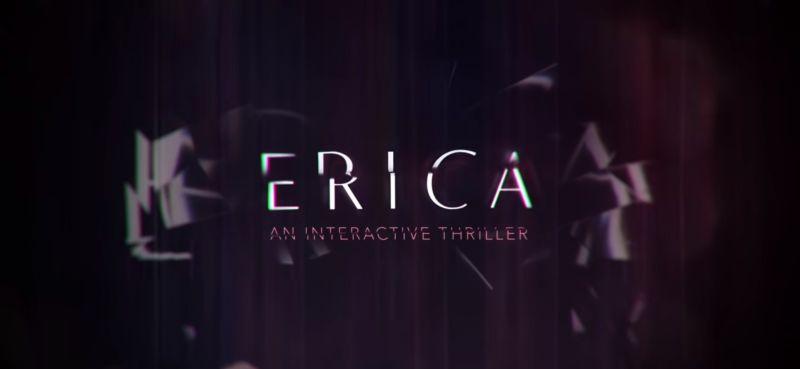 erica interactive walkthrough guide