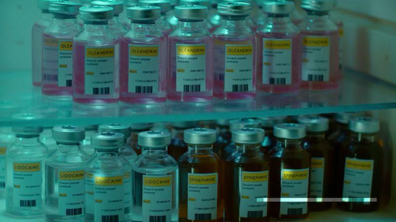 medicine cabinet erica interactive thriller
