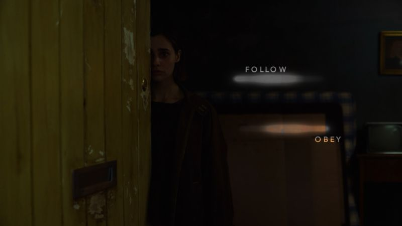opening the door erica interactive thriller